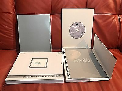 The BMW Experience Welcome Kit Books, DVD E46 M3 * RARE!*