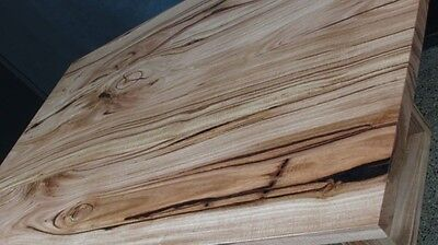 MESSMATE  bench table tops Custom Made to order timber vanity kitchen benchtop