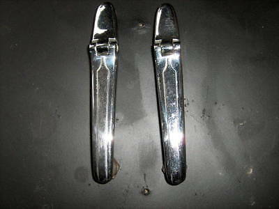 1937 Chevy LH & RH Trunk Hinges