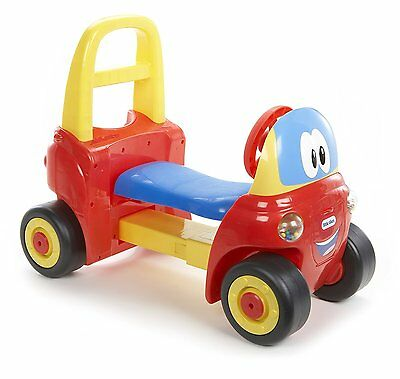 Little Tikes Cozy Coupe Walker and Ride On Car