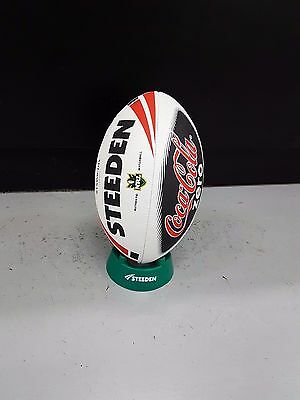 Steeden Symmetry Offical NRL Rugby League Matchball