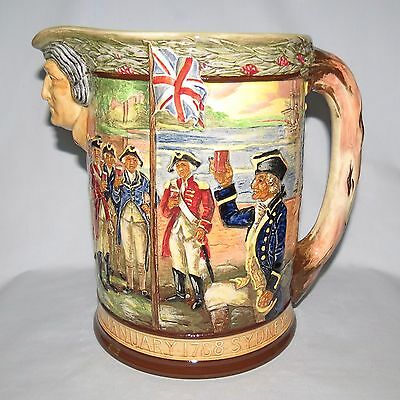 Royal Doulton Limited Edition Captain Phillip Loving Cup c.1938