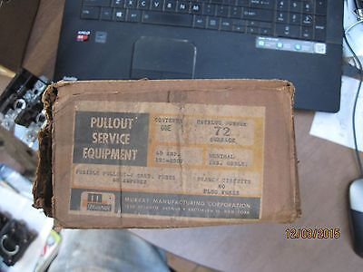 Murray  Fuse Pullout 60 Amp cat # 72