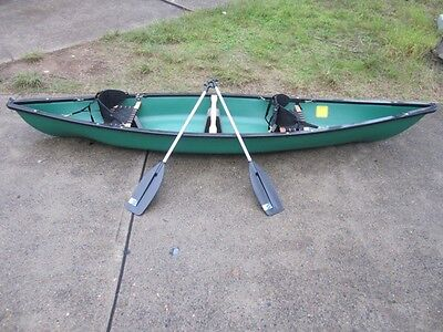 Canoe Sports 2 Seater Lightweight Canoe