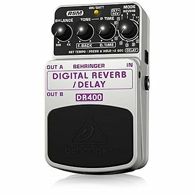 Behringer DR400 DIGITAL DELAY