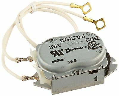 Intermatic WG1570-10D 125V 60-Hertz  Replacement Time Clock Motor for T100, T170