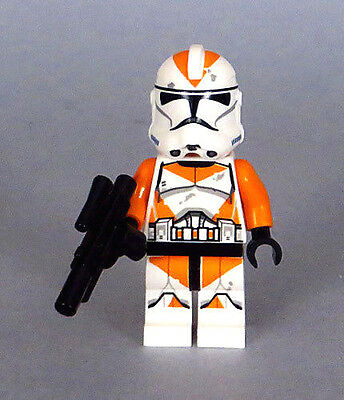 LEGO Star Wars 75036 - Utapau 212th Clone Trooper Minifigure, Blaster Gun (NEW)