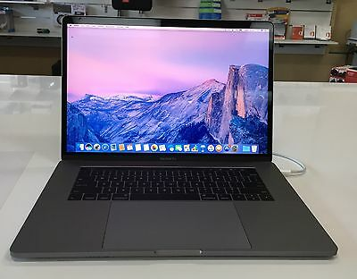 "Ex-Display Apple MacBook Pro 15.4"" 256GB Laptop With Touchbar - MLH32X/A"