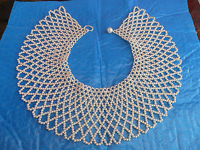 Vintage Pearls Neck COLLAR for Women