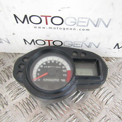 CF Moto 650 NK 15 dash speedo tacho gauges instruments panel