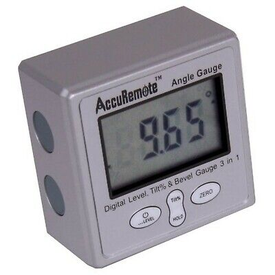 AccuRemote Digital Electronic Magnetic Angle Gage Level / Protractor / Bevel Gau