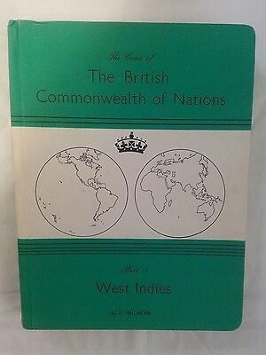 pridmore coins british commonwealth nations part 3 west indies OUT OF PRINT