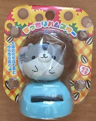 Nohohon ANIME Solar Body Knocker Figure Totoro Ghibli FREE US SHIPPING