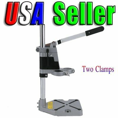 Hot Bench Drill Press Stand Workbench Repair Tool Clamp for Drilling Collet HL