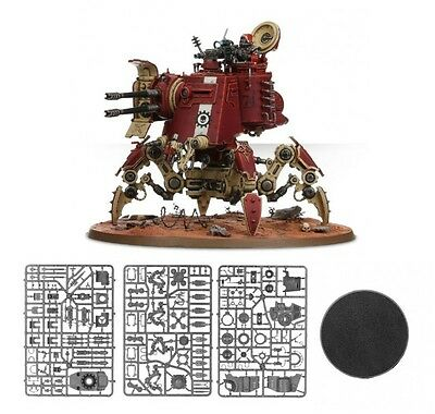 Adeptus Mechanicus Skitarii Onager Dunecrawler New & On Sprue 40K