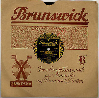 DON BESTOR & HIS ORCHESTR (US-Dance-Music)Animal Crackers in my Soup-1935-S2559