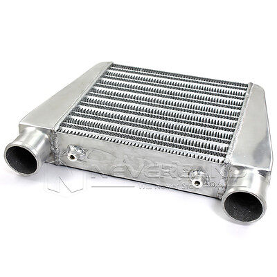 "3"" Aluminum Front Turbo Race Mount Intercooler Core 280x280x65mm Universal 76mm"