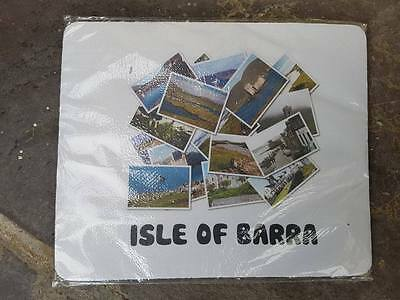 Isle of Barra mouse mat, Western Isles, Outer hebrides, Vatersay