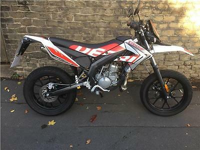 Derbi Senda 50cc SM Only 325 miles from new!!