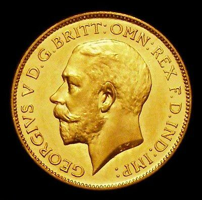 1911 HALF SOVEREIGN in SOLID GOLD/RARE/LOW MINTAGE & EXCELLENT CONDITION