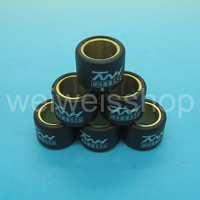 TWH Performance Racing Pulley Roller Weight 8.5g 18×14 Gy6 125 150 152QMI 157QMJ