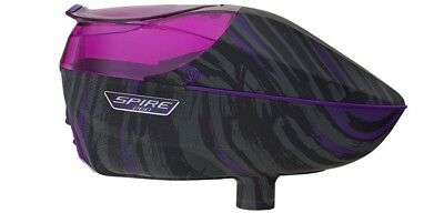 Virtue Spire 260 Paintball Loader - Graphic Purple