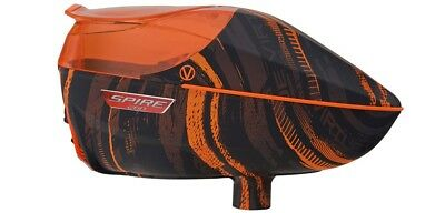 Virtue Spire 260 Paintball Loader - Graphic Orange