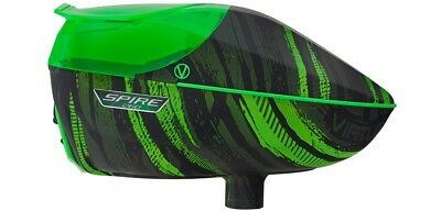 Virtue Spire 260 Paintball Loader - Graphic Lime