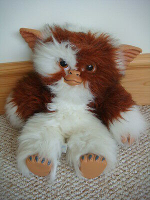 "Rare "" Quiron Spain"" Vintage 16"" Gremlin Gizmo Soft Toy"