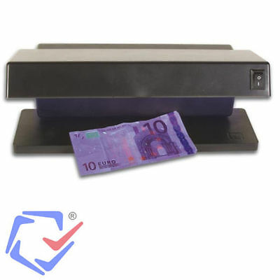 UV Money Verifier 230 VAC Detector for Fake Notes and Credit Cards VELLEMAN New