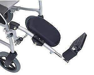 Aluminium Elevating Footrests for Drive Ultra & Enigma Lightweight Wheelchair