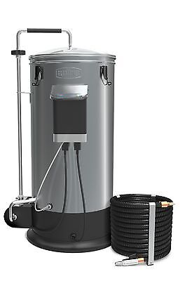 Grainfather Connect All Grain With Counter Flow Water Chiller