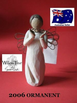 2006 ORNAMENT Demdaco Willow Tree Figurine By Susan Lordi NEW RARE & RETIRED