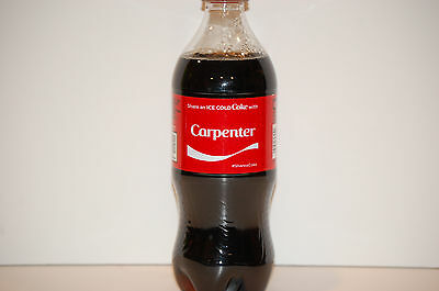 Share A Coke With CARPENTER 20-oz Coca Cola (ENDS 7/27 TO BE RETURNED TO STORE)