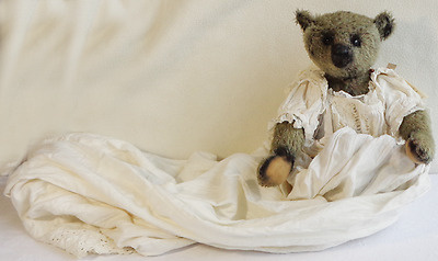 Portobello Bear By Amy Goodrich 'laurie' One Of A Kind