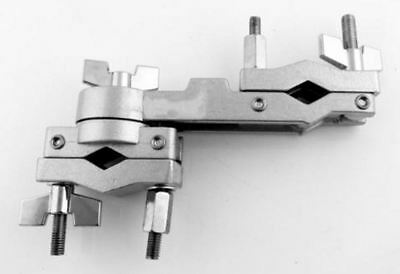 Adjustable Angle Multi Clamp, Rotating Clamp Mount Holder for Drum or Cymbal NEW