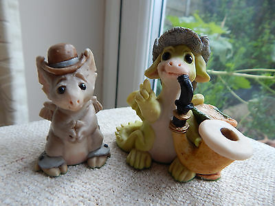 Pocket Dragons Elementary My Dear and Watson Rare Figures