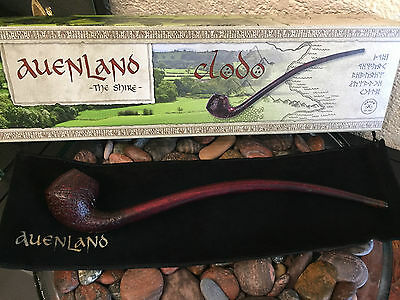 highly collectible Vauen Auenland Lesepfeife/Churchwarden, CLODO (Sand)
