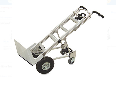 Furniture Dolly Hand Trucks Movers Appliance Heavy Duty Aluminum Carts 4 Wheels