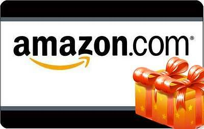 $250 Amazon eGift Email Same Day Immediate - Get it Now !