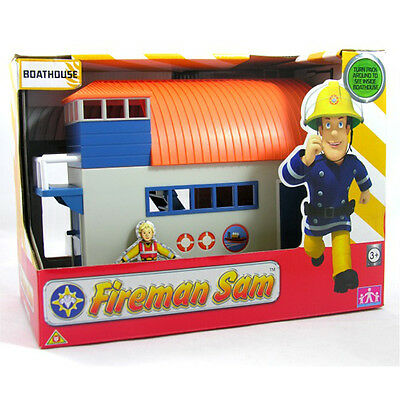 Fireman Sam Boat House & Penny Figure,New,BNIB, Boathouse Playset, See Others