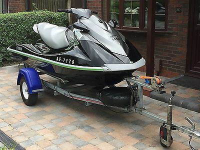 Yamaha Vx Deluxe Jet Ski (36 Hours) NOW SOLD