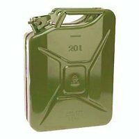 Red Star 20 Litre Jerry Can / Fuel Can
