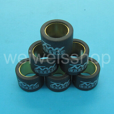 TWH Performance Racing Pulley Roller Weight 5g Honda DIO 50cc 2T ZX50 SE50 SK50