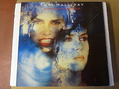 Toni Halliday (Curve): Hearts And Handshakes (Deleted 1989 12 track Vinyl LP)