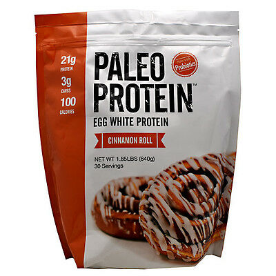 Julian Bakery Paleo Protein Egg White Protein 2Lb 21Gm Protein Discounted New