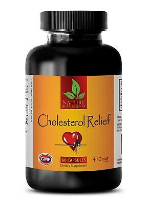 Cholesterol monitor - CHOLESTEROL RELIEF FORMULA - immune support boost - 1 Bot