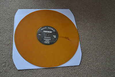 Skinhead  28 ROCK O RAMA F.-FOR THE LOVE OF... 042/360  Yellow Marbled VINYL