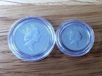 5p - Pence PROOF Coins Dates from 1972 - 2011 Pick A Date Free P&P