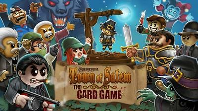 Town of Salem Card Game by BlankMediaGames LLC